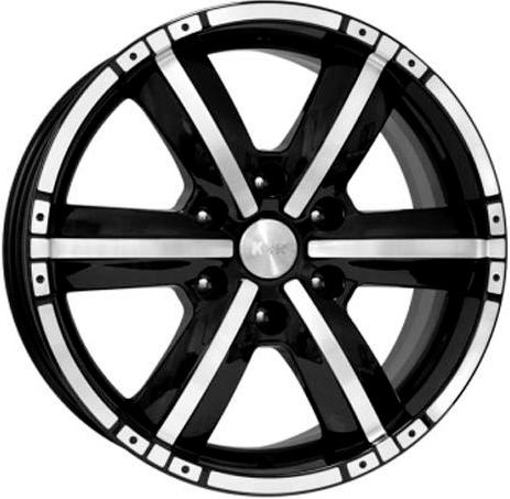 Диск КиК R17 на Тойота Прадо 150 - артикул:OEM28815