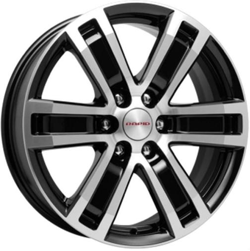 Диск КиК R17 на Тойота Прадо 150 - артикул:OEM28801