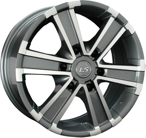 Диск LS Wheels R17 на Тойота Прадо 150 - артикул:OEM15212