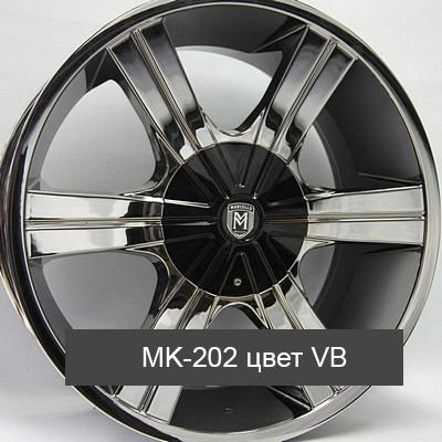 Диск MKW (Mi-tech) R20 на Тойота Прадо 150 - артикул:OEM28877