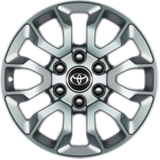 Диск R18 на Тойота Прадо 150 - артикул:OEM29073