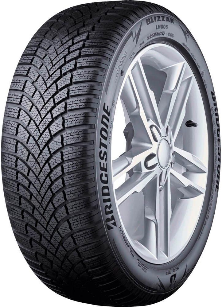 Зимняя шина Bridgestone Blizzak LM005 265/60 R18 на Тойота Прадо 150 - артикул: OEM50784