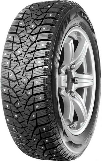 Зимняя шина Bridgestone Blizzak Spike-02 SUV (шип) 265/60 R18 на Тойота Прадо 150 - артикул: OEM71585