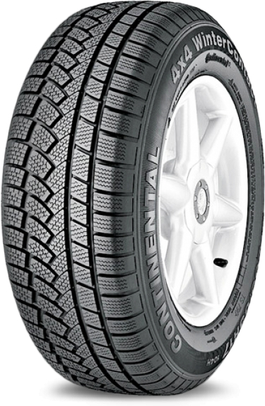 Зимняя шина Continental Conti4x4WinterContact 265/60 R18 на Тойота Прадо 150 - артикул: OEM50849