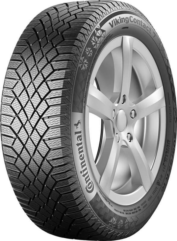 Зимняя шина Continental VikingContact 7 265/60 R18 на Тойота Прадо 150 - артикул: OEM64611