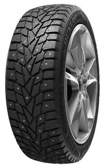Зимняя шина Dunlop GrandTrek Ice 02 (шип) 265/60 R18 на Тойота Прадо 150 - артикул: OEM71649
