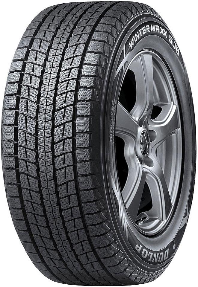 Зимняя шина Dunlop Winter Maxx SJ8 265/60 R18 на Тойота Прадо 150 - артикул: OEM51422