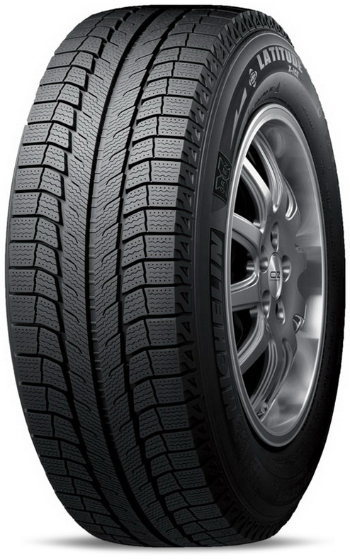 Зимняя шина Michelin X-Ice 2 265/60 R18 на Тойота Прадо 150 - артикул: OEM51802