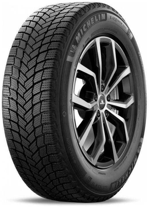 Зимняя шина Michelin X-Ice Snow 265/60 R18 на Тойота Прадо 150 - артикул: OEM50284
