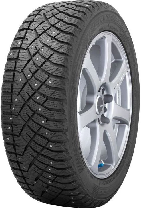 Зимняя шина Nitto NT SPK (шип) 265/60 R18 на Тойота Прадо 150 - артикул: OEM67584