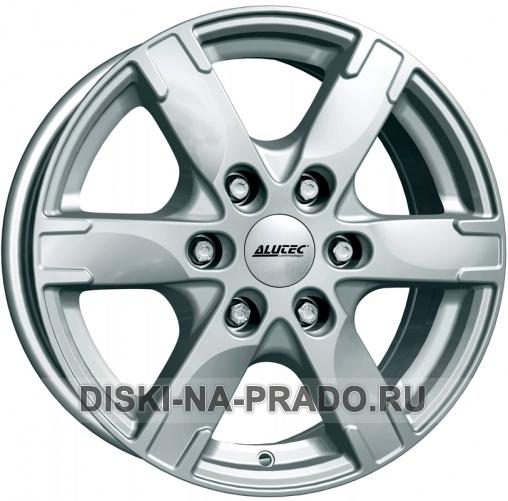Диск Alutec R17 на Тойота Прадо 150 - артикул:OEM14187
