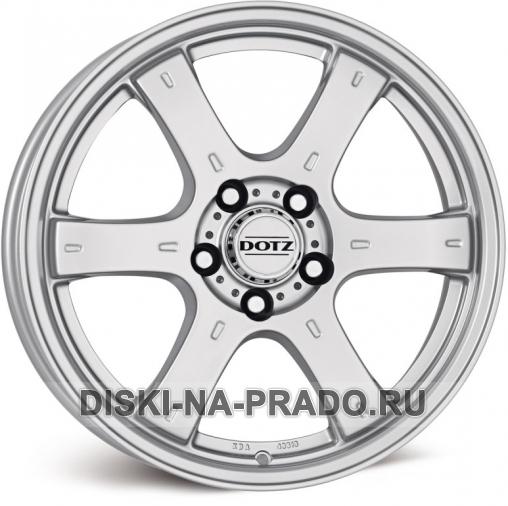 Диск Dotz R18 на Тойота Прадо 150 - артикул:OEM28371
