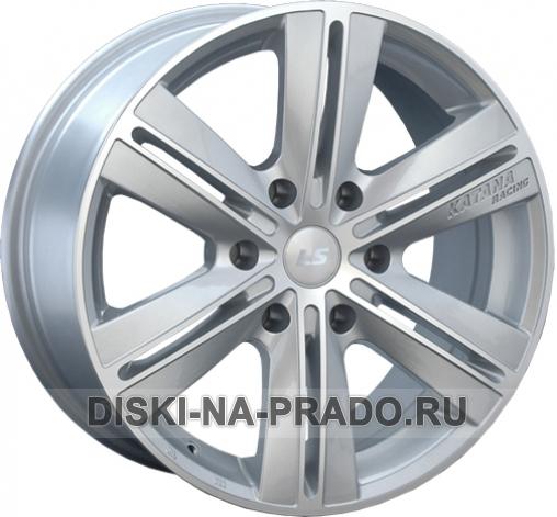 Диск LS Wheels R18 на Тойота Прадо 150 - артикул:OEM12232