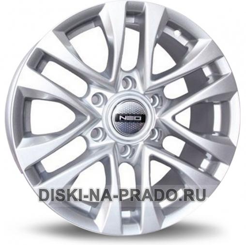 Диск NEO R17 на Тойота Прадо 150 - артикул:OEM28424