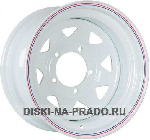 Диск ORW R17 на Тойота Прадо 150 - артикул:OEM14610