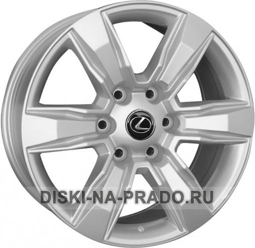 Диск R18 на Тойота Прадо 150 - артикул:OEM12492