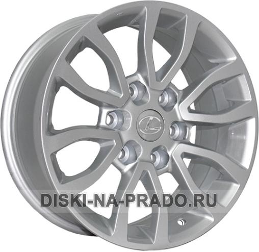 Диск R17 на Тойота Прадо 150 - артикул:OEM11765