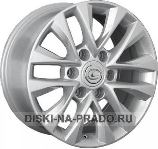 Диск R17 на Тойота Прадо 150 - артикул:OEM14837