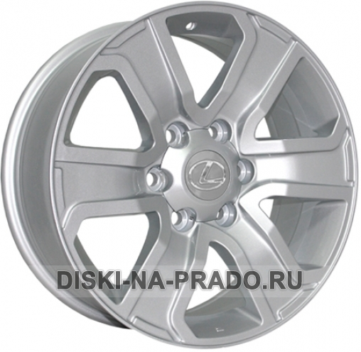 Диск R18 на Тойота Прадо 150 - артикул:OEM11370