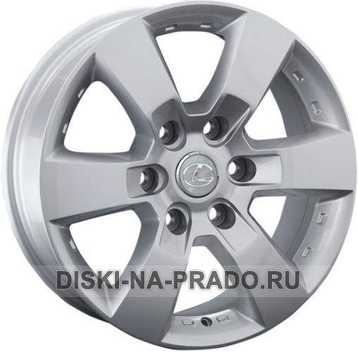 Диск R17 на Тойота Прадо 150 - артикул:OEM11777