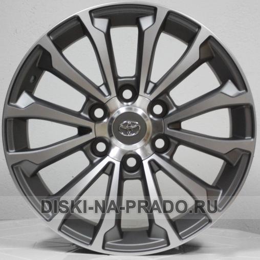 Диск R18 на Тойота Прадо 150 - артикул:OEM13160