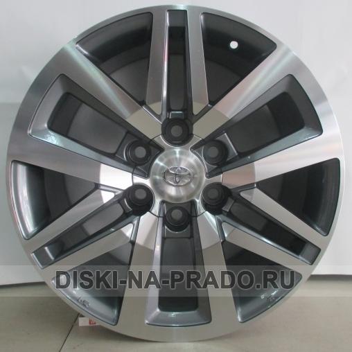 Диск R17 на Тойота Прадо 150 - артикул:OEM13569