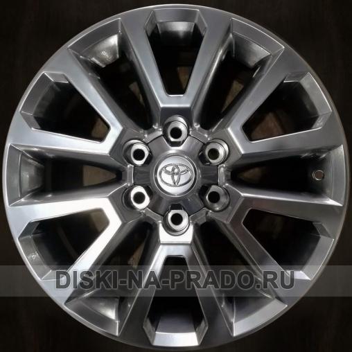 Диск R18 на Тойота Прадо 150 - артикул:OEM12816