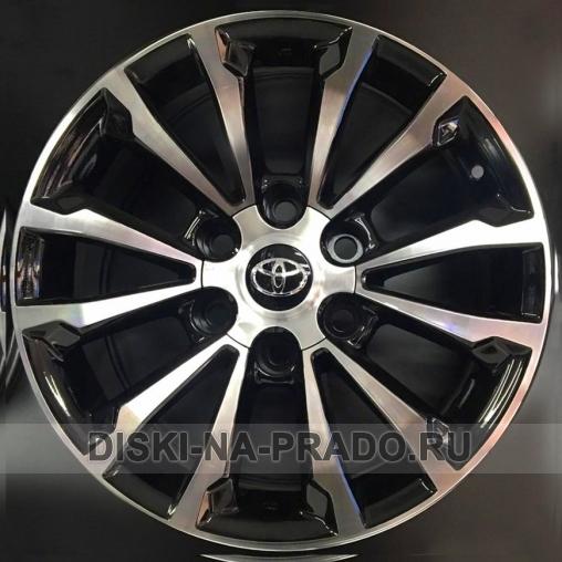 Диск R17 на Тойота Прадо 150 - артикул:OEM14366