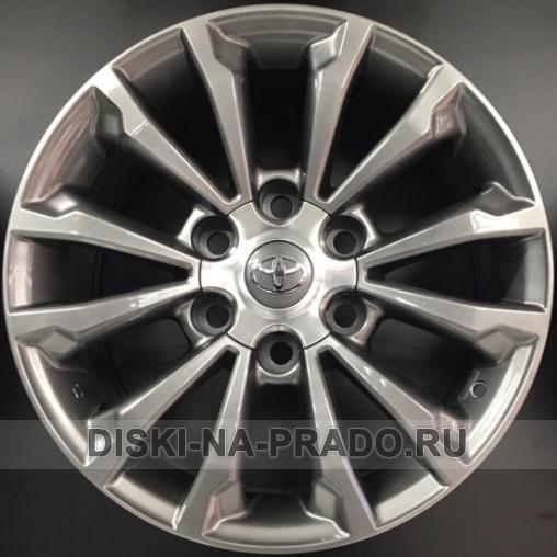 Диск R18 на Тойота Прадо 150 - артикул:OEM13790