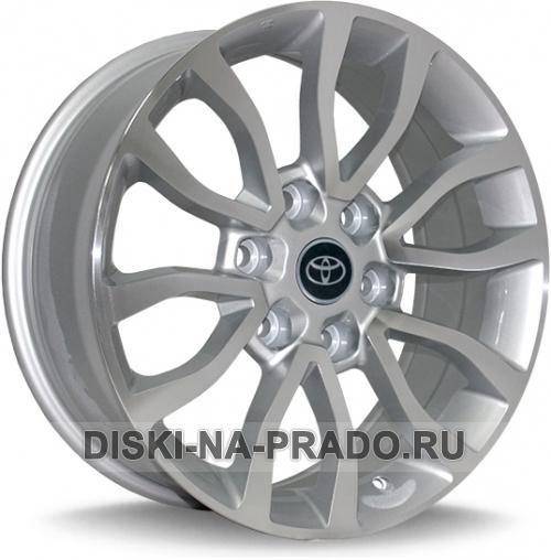 Диск R17 на Тойота Прадо 150 - артикул:OEM28648