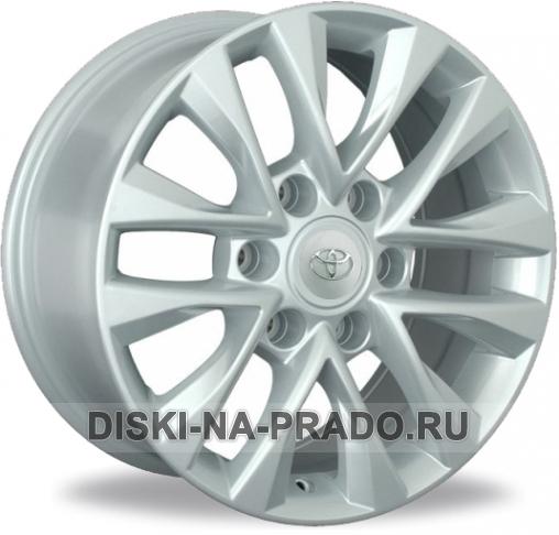 Диск R17 на Тойота Прадо 150 - артикул:OEM28656