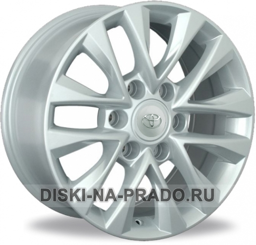 Диск R18 на Тойота Прадо 150 - артикул:OEM28657