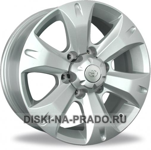 Диск R17 на Тойота Прадо 150 - артикул:OEM28658