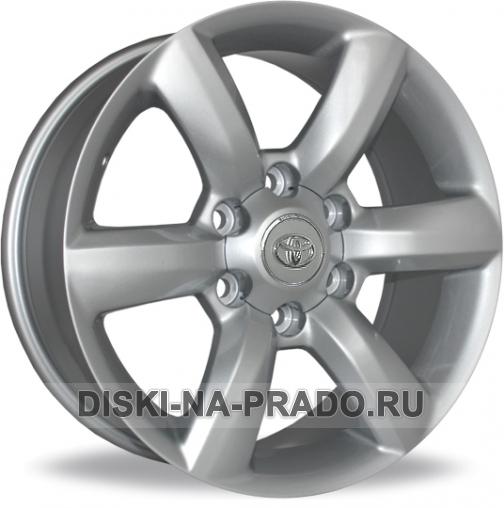 Диск R17 на Тойота Прадо 150 - артикул:OEM28727
