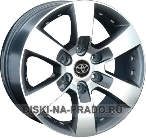 Диск R17 на Тойота Прадо 150 - артикул:OEM28760