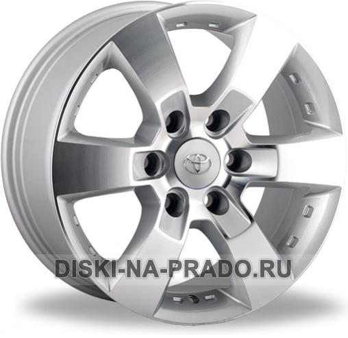 Диск R17 на Тойота Прадо 150 - артикул:OEM29278