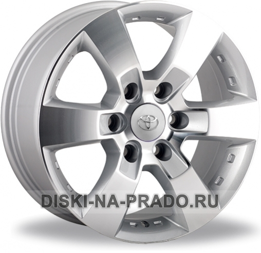 Диск R17 на Тойота Прадо 150 - артикул:OEM28758
