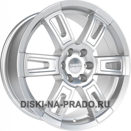 Диск СКАД R18 на Тойота Прадо 150 - артикул:OEM28863